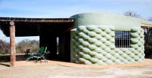 Casas recicladas para el medio ambiente