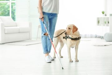 Adaptar tu casa a personas con ceguera