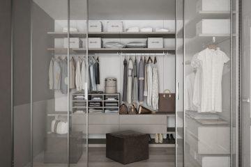 Los vestidores dividen a los compradores-casa