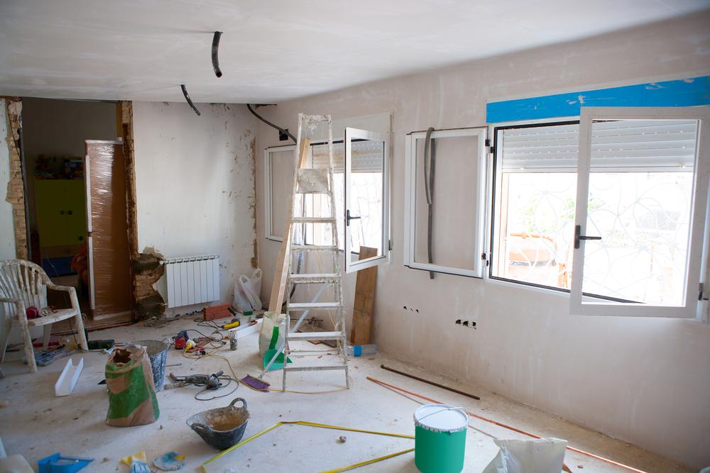 Reformar un piso para alquilar o vender