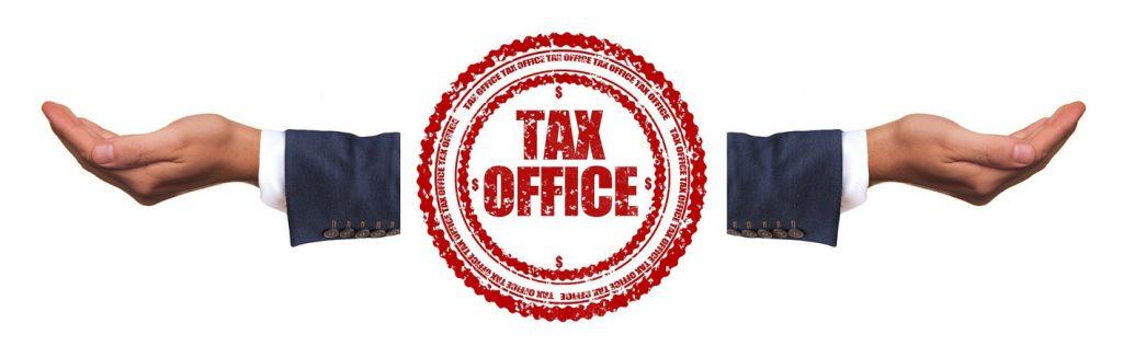 gráfico de oficina de impuestos