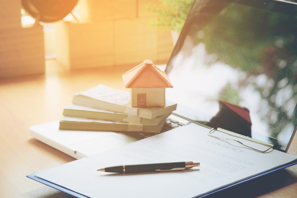 contrato de compra-venta de una vivienda