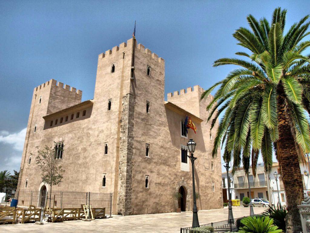 castell del Comtat de Albalat
