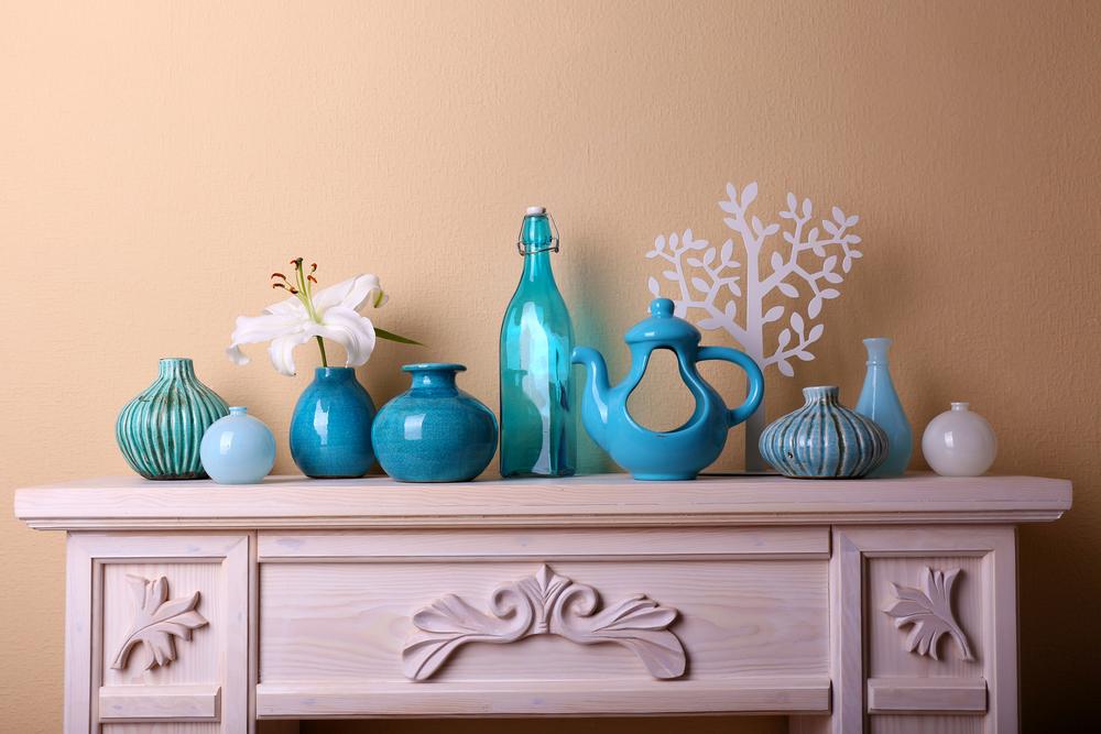 Los colores fríos y claros son los mejores para decorar tu casa en verano