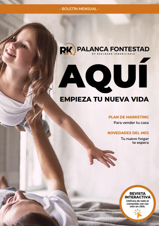 portada Boletín Mensual Octubre Palanca