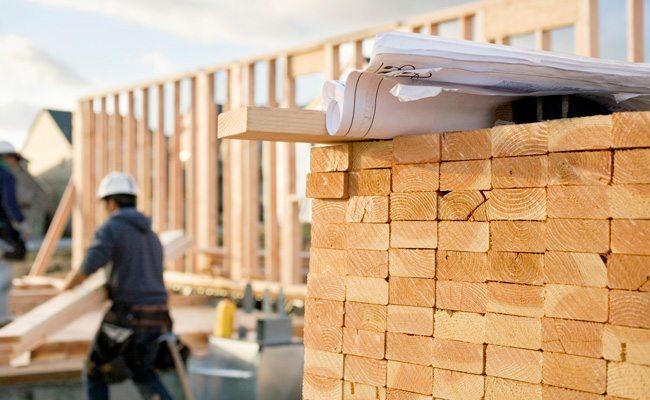 madera estructural para viviendas