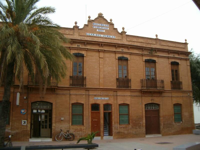 biblioteca municipal de Museros